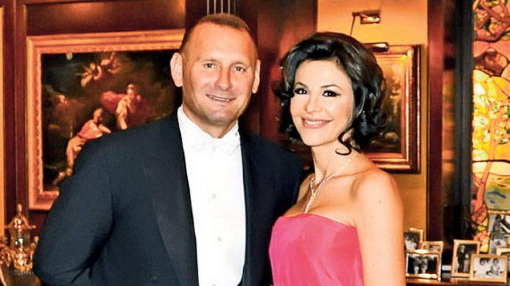 Adina Alberts și Viorel Cataramă.