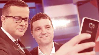 """Dezastru pentru Mihai Gâdea. Antena 3, sancționată dur din cauza lui Nicușor Dan: """"Terorism mediatic!"""""""