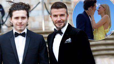 Fiul lui David Beckham, acuzat de violență domestică. Ce i-a făcut Brooklyn iubitei sale