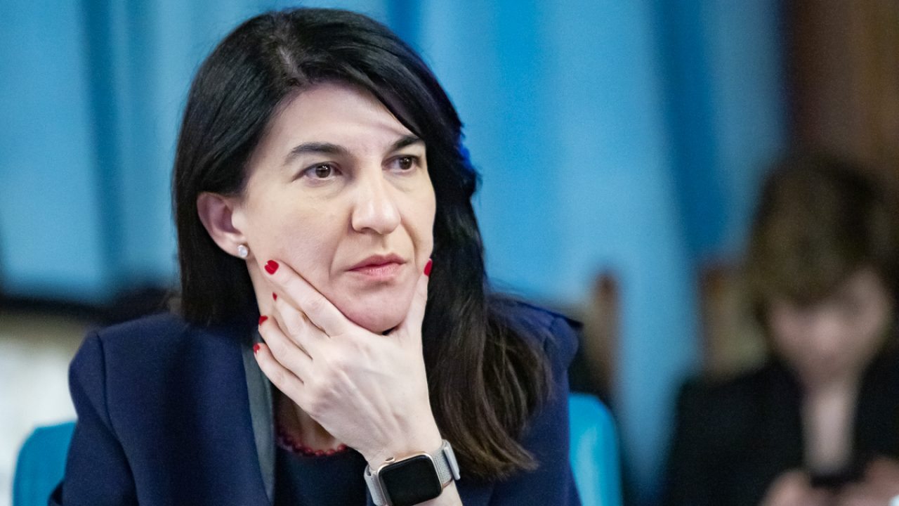 Violeta Alexandru a anunțat în felul acesta propunerile PNL pentru funcțiile de viceprimari