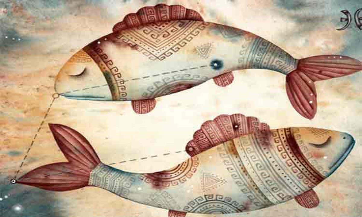 Femeia din zodia pești