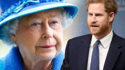 Prințul Harry se întoarce acasă, singur. Ce îi va face Regina Elisabeta ca să se răzbune pe el