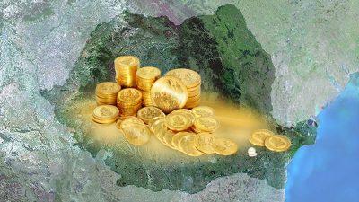 Românul care a găsit o comoară uriașă a fost recompensat. Ce sumă de bani a primit după ce a găsit mii de monede de argint