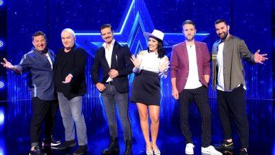 Surpriză colosală la Românii au talent! Ce mare vedetă se alătură juraților. Adi Mutu o să rămână mască