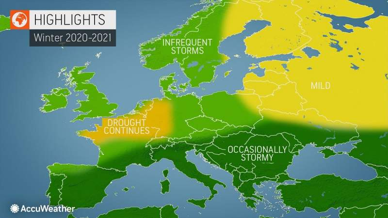 Iarna 2020-2021 vine cu surprize colosale. E oficial: ce se întâmplă cu ninsorile și temperatura