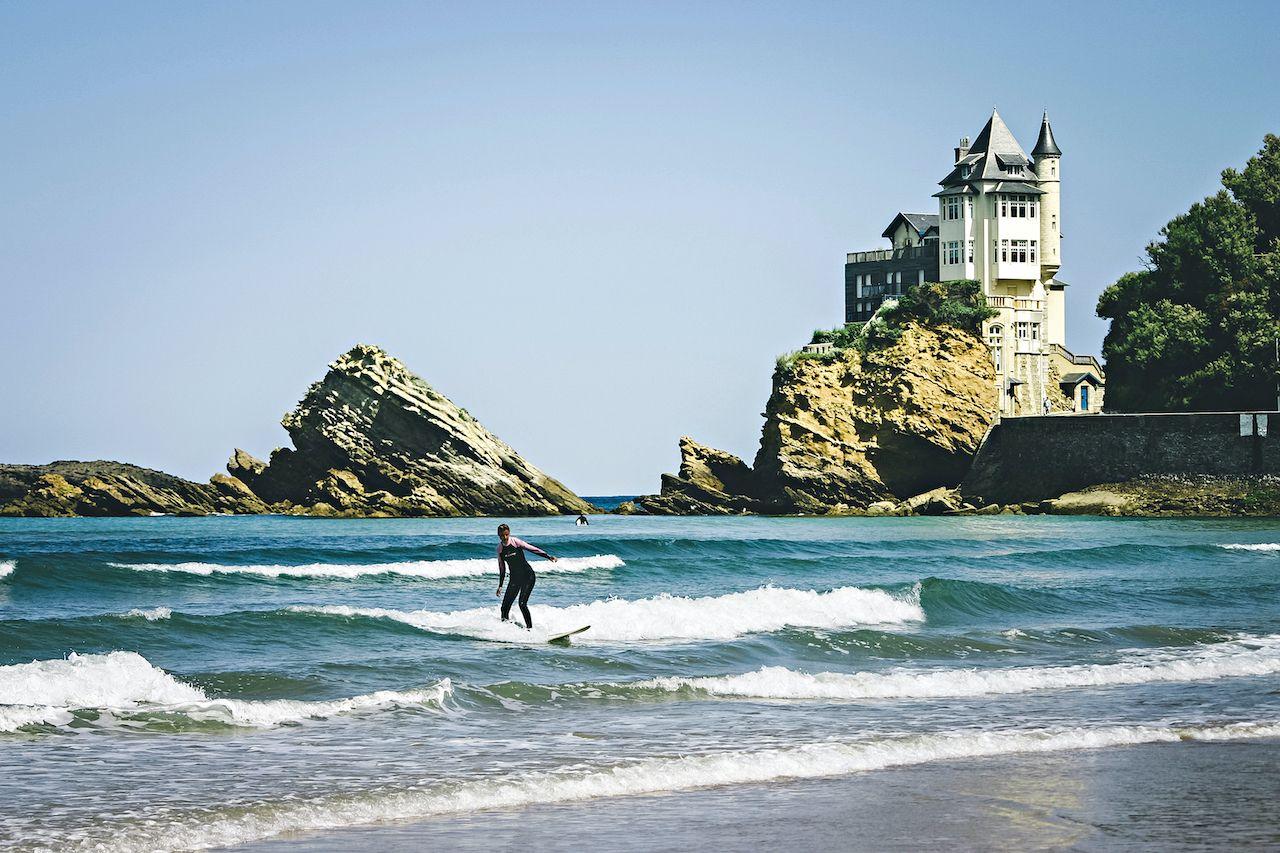 Biarritz, Franta, cea mai frumoasa destinatie din Europa