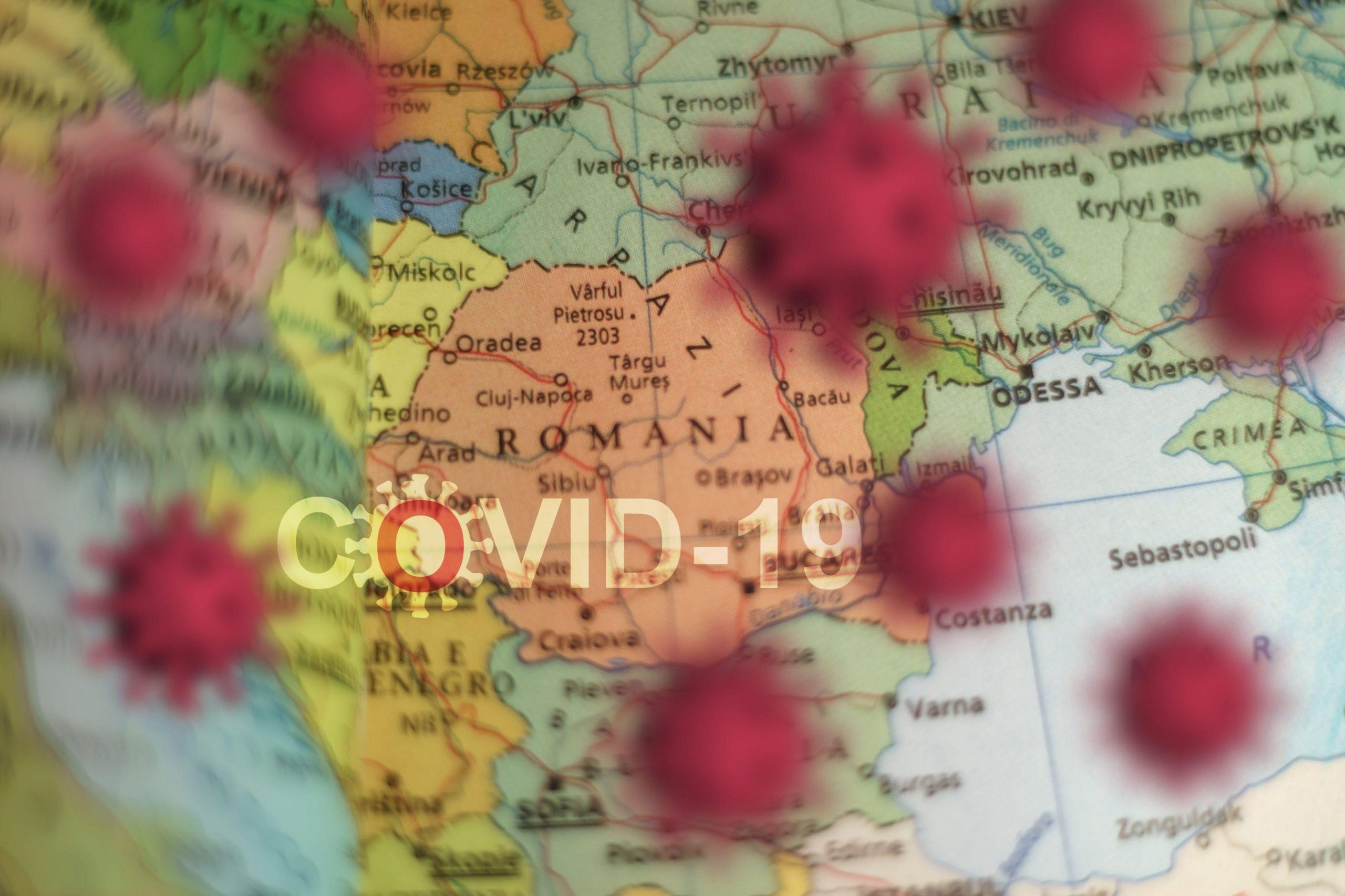 Cazuri de coronavirus in România