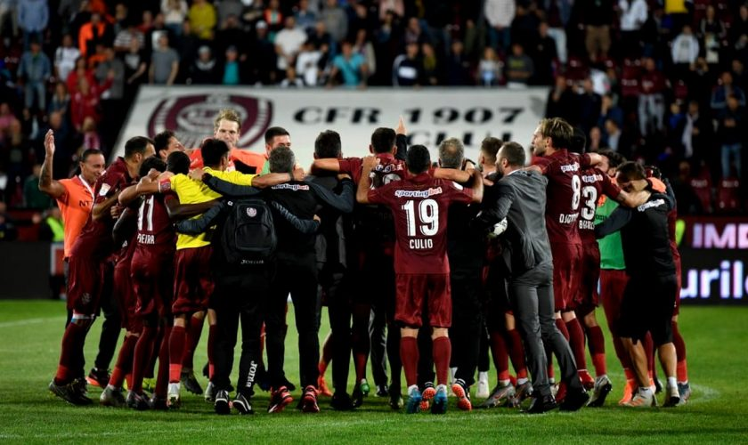 Câţi bani a câştigat CFR Cluj după victoria cu CSKA Sofia. A luat deja din Europa League cât bugetul FCSB pe tot anul