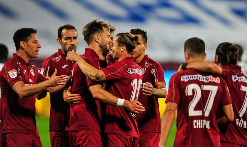 CSKA Sofia – CFR Cluj 0-2. Rondon şi Deac au marcat pentru o nouă victorie europeană!