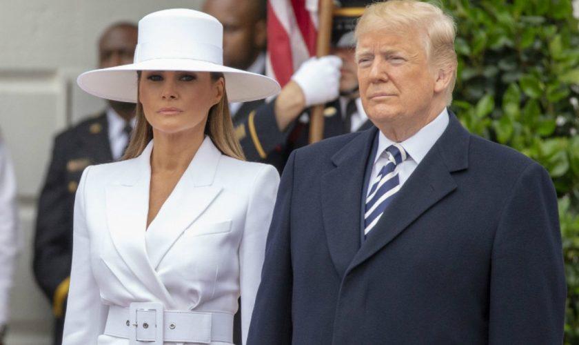 Donald și Melania Trump, infectați cu coronavirus. Ce mesaj au transmis, după diagnosticul medicilor