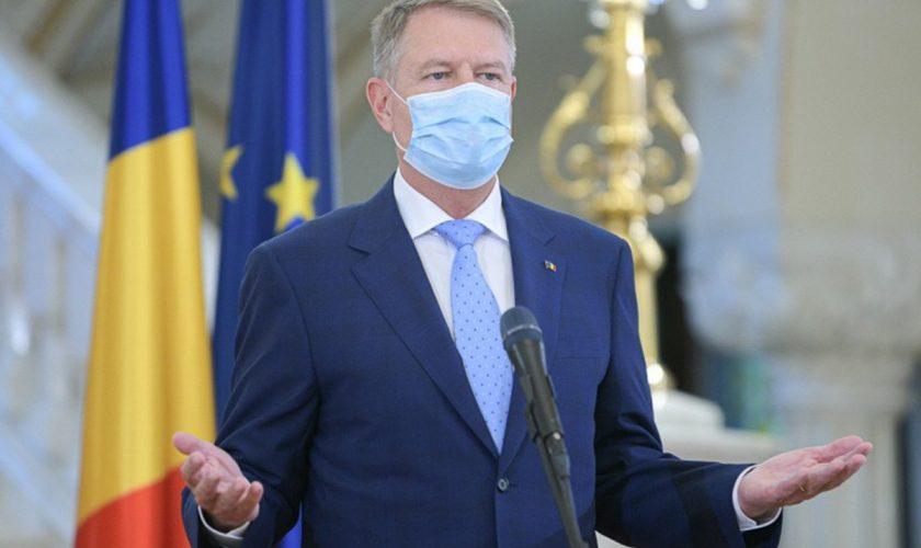 """Ultima oră. Klaus Iohannis, avertisment dur cu privire la soarta românilor: """"Nu vom ajunge la normalitate într-o lună sau două"""""""