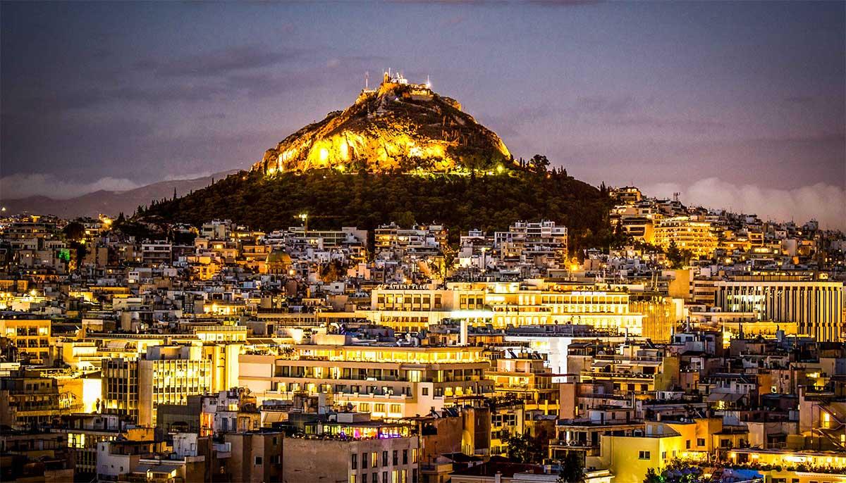 locuri de vizitat in grecia. atena