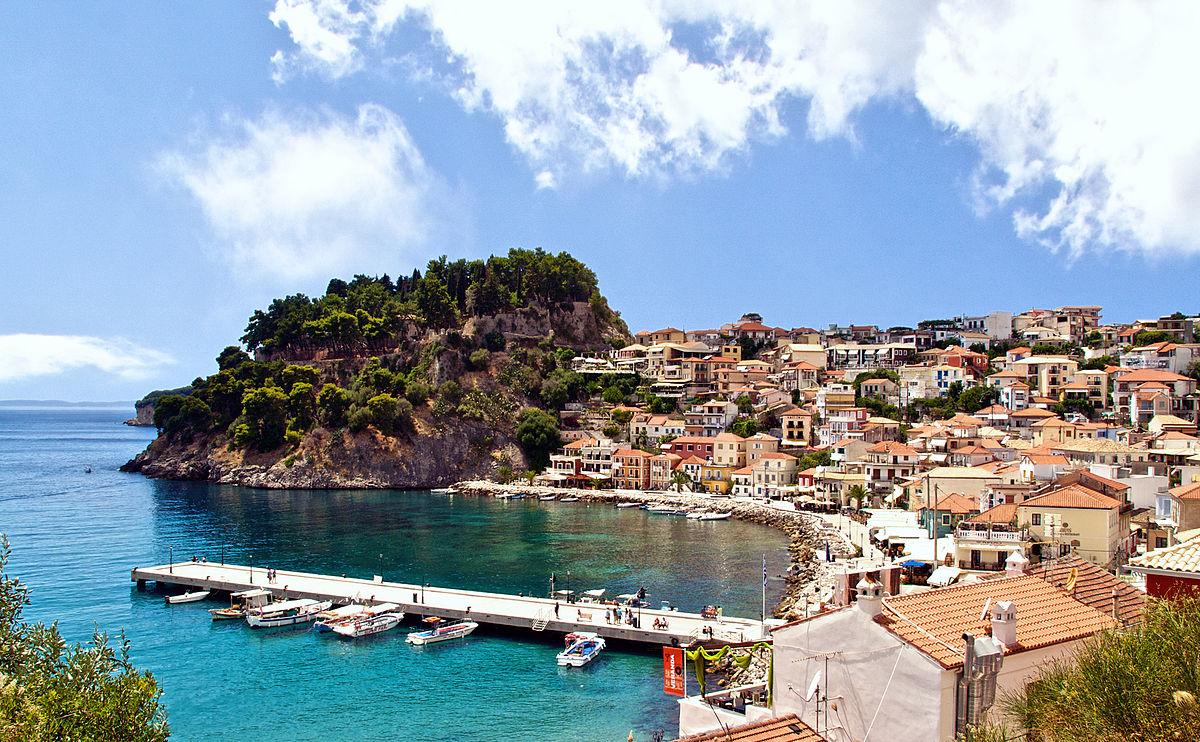 locuri de vizitat in grecia. parga