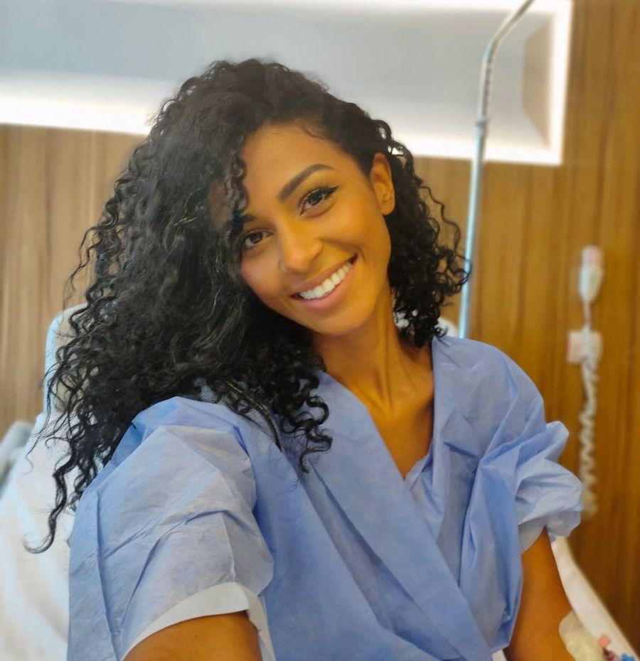 Majda, operație la sâni în Turcia
