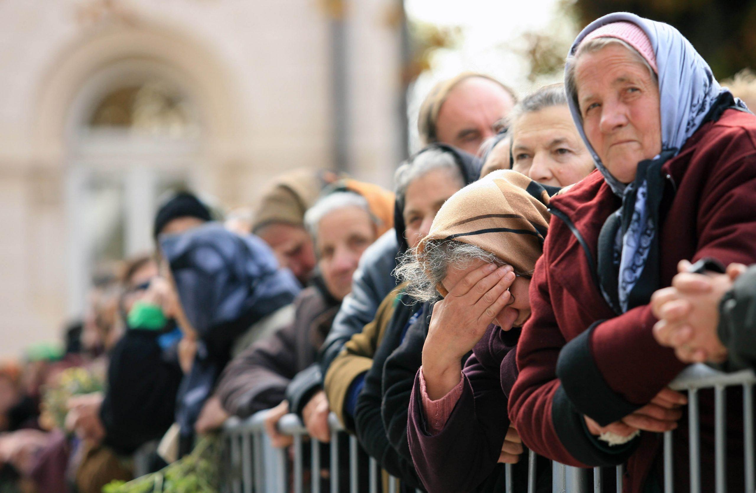 Pandele e trist că cei din Voluntari nu pot merge la Sfânta Parascheva. Ce le-a cerut celor de la BOR să facă