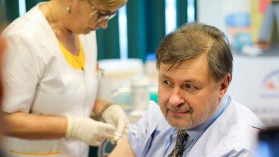 Alexandru Rafila, adevărul despre cea mai bună perioadă de vaccinare antigripală. Atenție, nu mai devreme de această dată