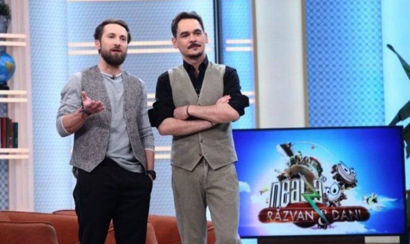 Ce a făcut Dani Oțil când l-a văzut pe fostul iubitei sale în emisiunea de la Antena 1. Răzvan Simion a observat imediat
