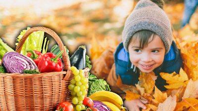9 alimente care cresc imunitatea copiilor în sezonul rece. Ce e recomandat să mănânce