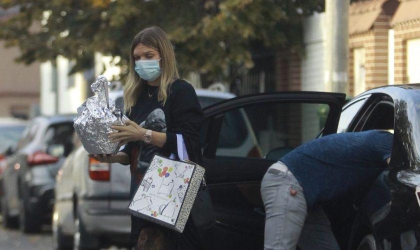Cu cine s-a întâlnit Simona Halep înainte să fie depistată cu covid-19. Așa s-o fi îmbolnăvit?!