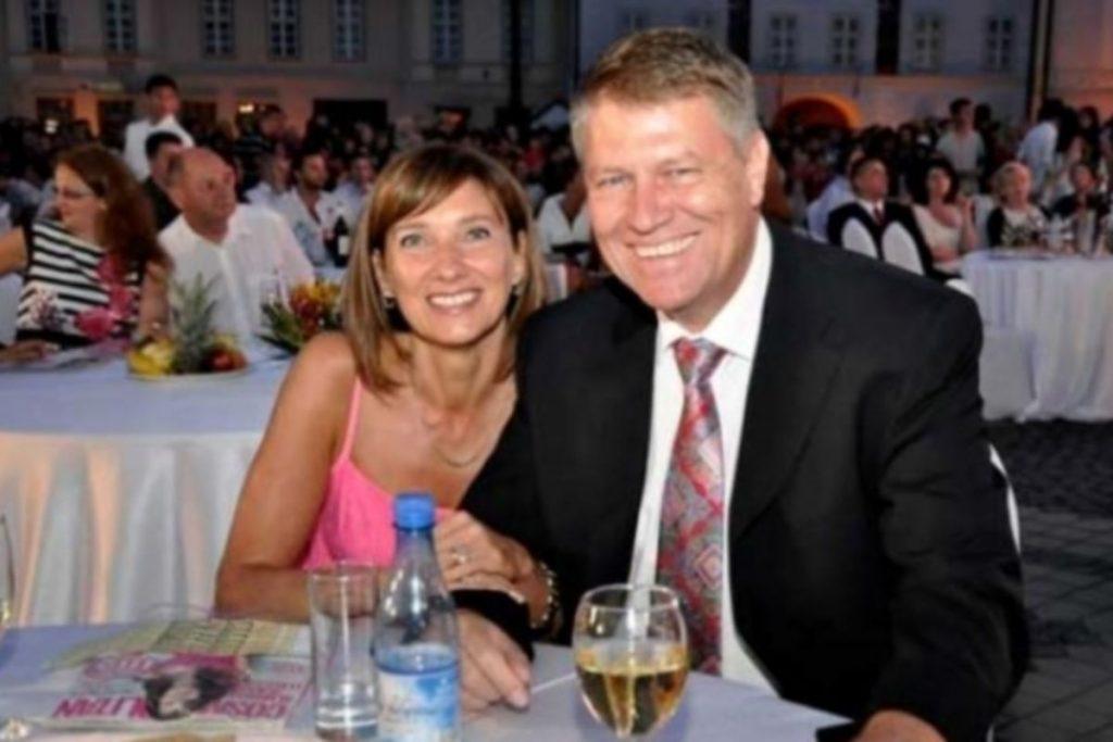 Klaus Iohannis și Carmen Iohannis au pus cariera pe primul plan