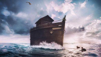 Descoperire istorică: potopul lui Noe a avut loc la Marea Neagră! Ce s-a întâmplat în România