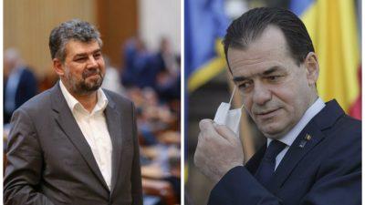 Marcel Ciolacul, lovitură sub centură lui Orban. Ce a spus despre el îi poate aduce multe voturi PSD-ului