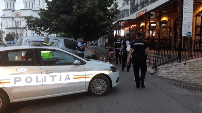 Orașul din România unde oamenii primesc o amendă la 3 minute. Poliția își bate joc de români