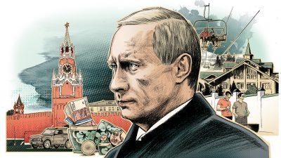 Secretul lui Vladimir Putin a ieșit la iveală. Presa din Rusia l-a dat de gol VIDEO