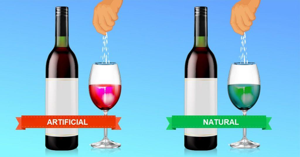Aşa îţi dai seama dacă vinul este natural sau nu