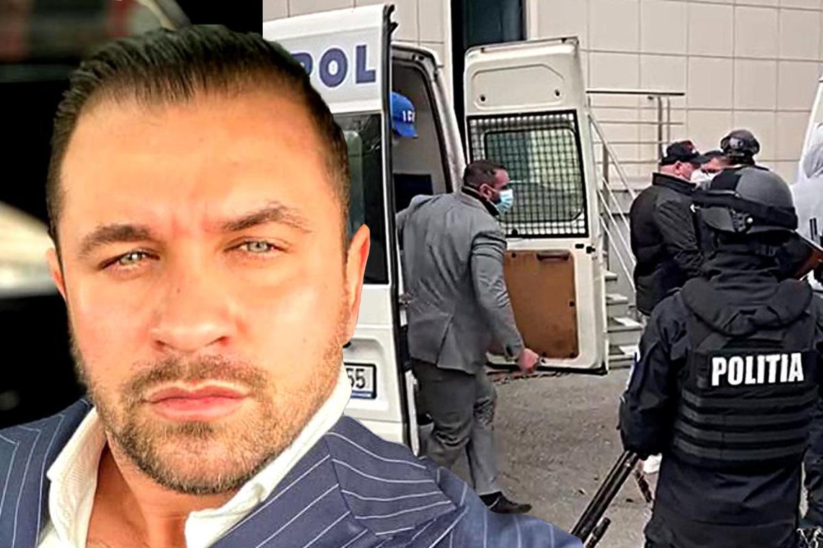 De ce fost arestat Alex Bodi