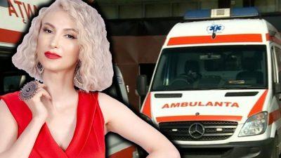 Andreea Bălan, de urgență la spital. Vedeta trece prin clipe cumplite, ce a pățit