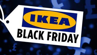 Reduceri Black Friday IKEA. Produsele care pot fi cumpărate aproape gratis
