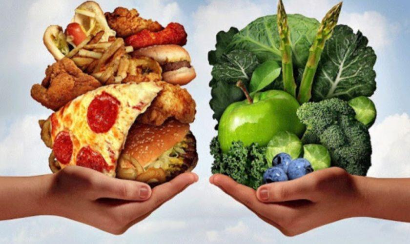 Câte calorii conțin produsele McDonald's. Top 5 bombe calorice vs. top 5 alimente sănătoase