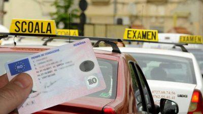 S-a schimbat vârsta la care îți poți lua permisul. Toți șoferii trebuie să afle acum