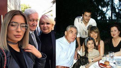 EXCLUSIV Catinca Roman îl desființează pe tatăl ei vitreg, Petre Roman: 'Pe Oana o mai atingea'