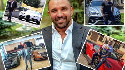 Ce se va întâmpla cu mașinile lui Alex Bodi. Proxenetul, mai bogat ca un politician român
