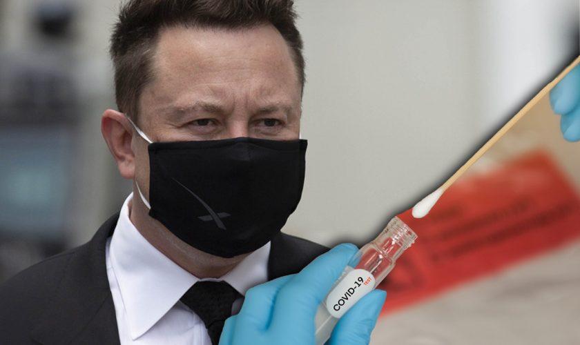 """Elon Musk, acuzații grave, după ce și-a făcut 4 teste COVID în aceeași zi: """"Se întâmplă ceva extrem de dubios"""""""