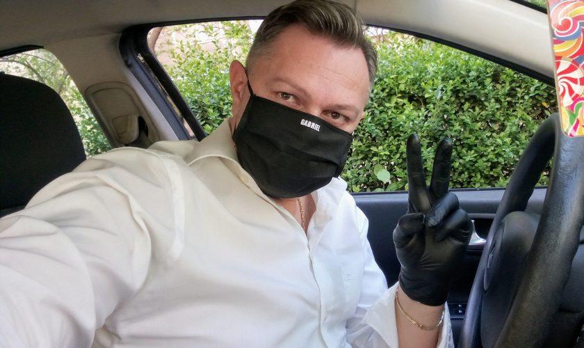 EXCLUSIV! Vă mai amintiți de Gabi Lăutaru, din trupa Boombastic? E taximetrist, la vreme de pandemie: câți bani câștigă în 2020