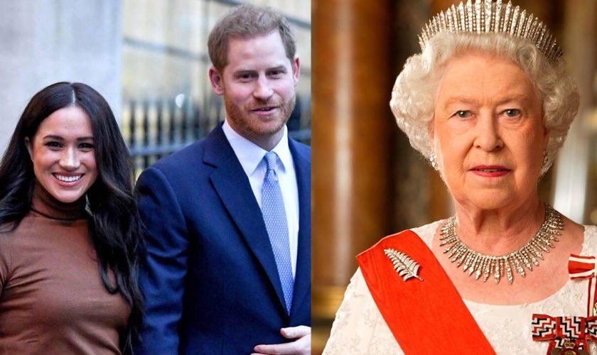 Harry și Meghan Markle, lovitură dură pentru Regina Elisabeta. E clar: mutarea e definitivă și finală!