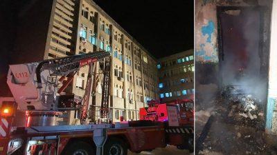 Care este cauza incendiului de la Secția ATI a Spitalului din Piatra Neamț. Ultimele informații
