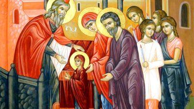 Intrarea Maicii Domnului în Biserică. Zi divină azi: ce ai și ce nu ai voie să faci, sub nicio formă