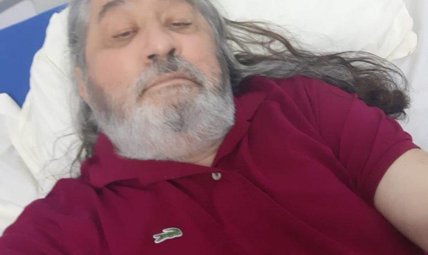 EXCLUSIV Jean Paler, disperat după cele 42 de zile de spitalizare. Prin ce momente tulburătoare trece: 'Vom muri de foame'