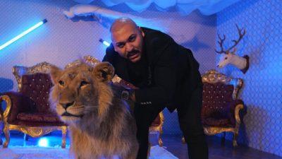 Cine este, de fapt, stăpânul leului folosit de Dani Mocanu. Animalele lui au sfâșiat o femeie