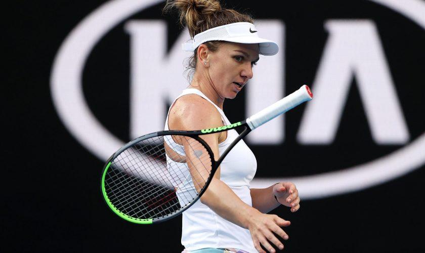 Interdicţie pentru Simona Halep la Melbourne! Participarea la Australian Open, în pericol