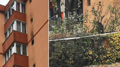 Tragedie la Brașov. O tânără a murit după ce a căzut în gol de la etajul șase al unui bloc. Ce au descoperit medicii