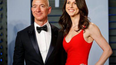 Ce face fosta soție a lui Jeff Bezos cu averea ei. Patronul Amazon va avea un real șoc când va afla