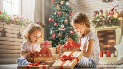 Mesaje de Crăciun pentru copii – 25 de idei haioase, care le vor aduce un zâmbet pe fețe