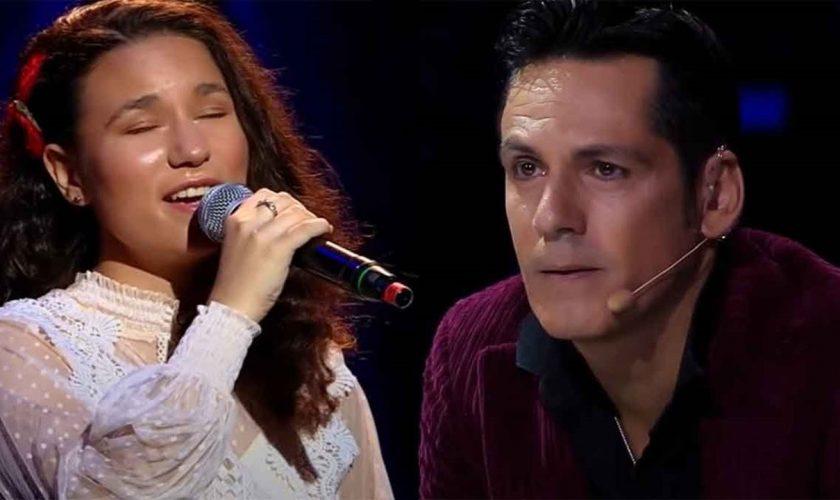 Cine este Andrada Precup, pariul lui Ștefan Bănică Jr. în finala X Factor. Care e povestea ei de viață
