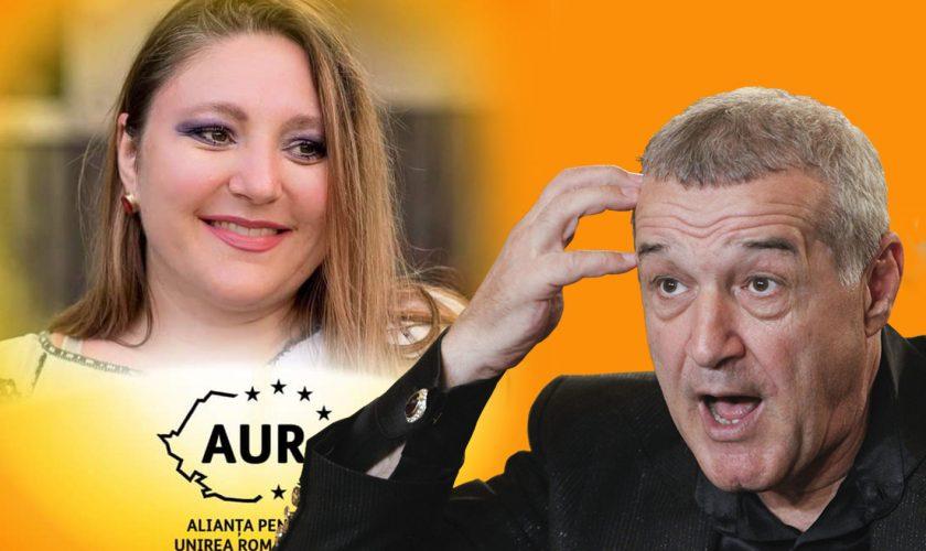 Legătura surpriză dintre Gigi Becali și AUR. Ce a făcut pentru George Simion și Diana Șoșoacă