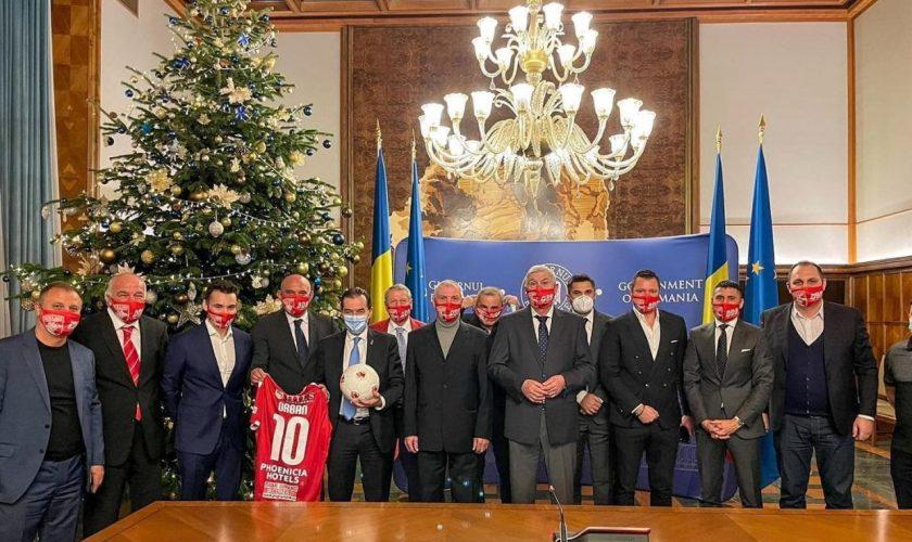 EXCLUSIV Adevarul despre noii patroni ai lui Dinamo. Fotbalistii cer sprijinul Guvernului Orban